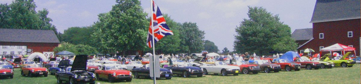 Mad Dogs and Englishman British Car Faire