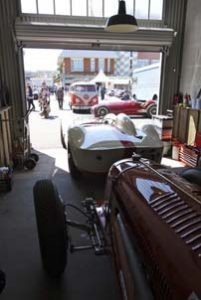 Maserati 4CM and Birdcage
