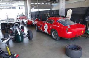 250 Ferrari and Cooper T52 Junior