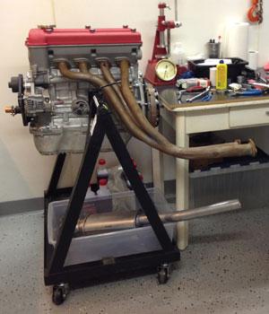 1964 Alfa Romeo Engine