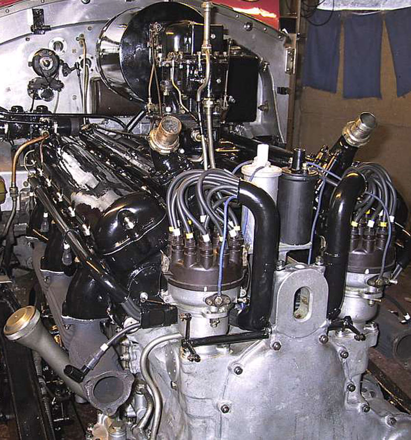 Rolls Royce PIII Engine