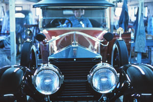 1923 Rolls Royce Springfield Ghost