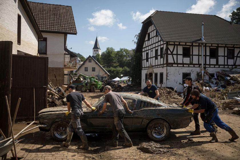 Car in Germany.
