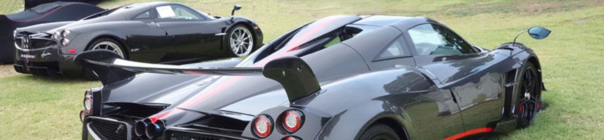 Supercars and Hypercars
